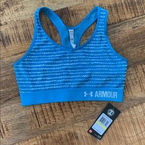 Women's under armour sports bra
